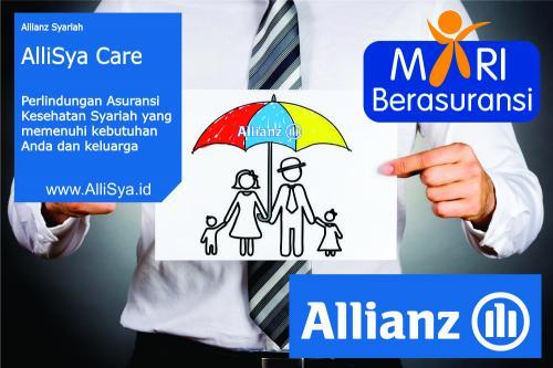 AlliSya - Asuransi Syariah tebaik