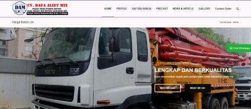 Beton Ready Mix dan Sewa Concrete Pump Jakarta Bogor