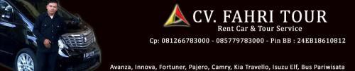 CV Fahri Rent Car Padang