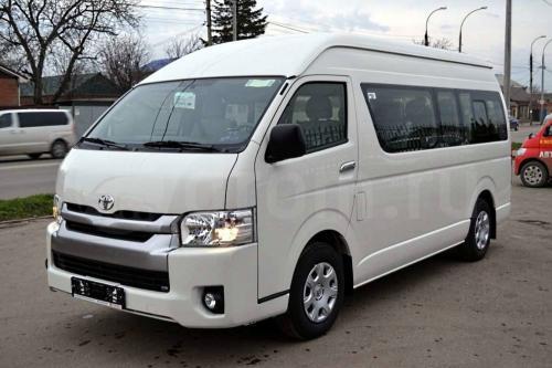 HRS Trans Rental Mobil