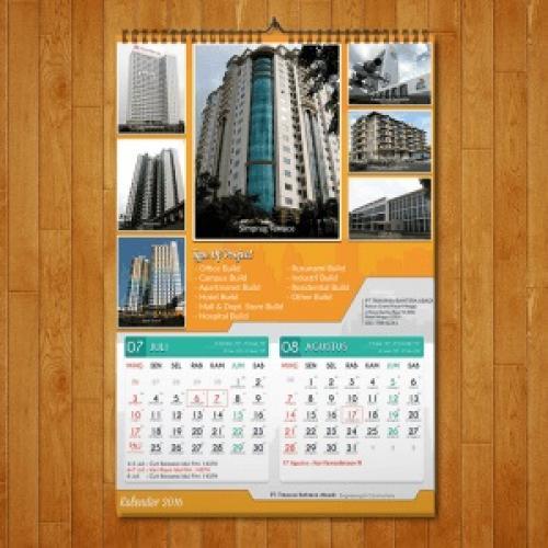 Jago Desain Jasa Cetak Kalender
