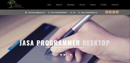 Jasa  Pembuatan Program Web,Android,Ios dan Desktop