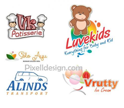 Jasa Desain dan Pembuatan Logo