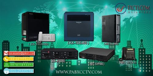 Jasa Pemasangan PABX Panasonic di Jakarta