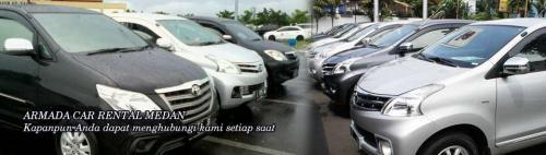 Jasa Rental atau Sewa Mobil di kota Medan