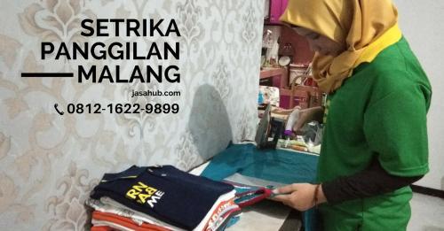 Jasa Setrika Panggilan di Malang