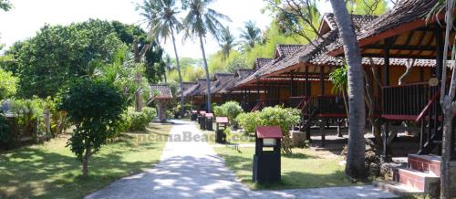 Kencana Beach Cottages