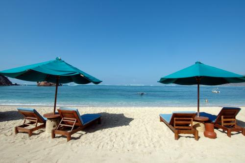 Pantai Kuta Lombok (NTB)