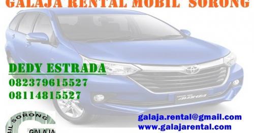 Rental Mobil Sorong Papua