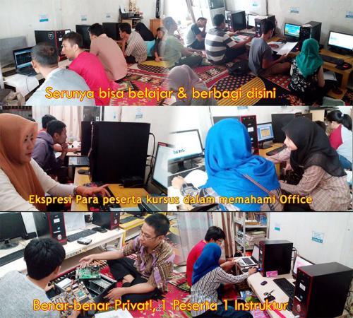 Retro Kursus Komputer Lampung