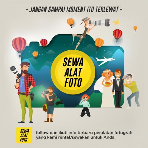 Sewa Alat Foto Jakarta