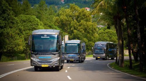 Sewa Bus Murah di Jakarta & Bali