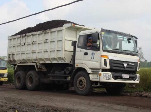 Sewa Dump Truk Surabaya-Pasuruan